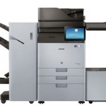Touch technology for new Samsung printers