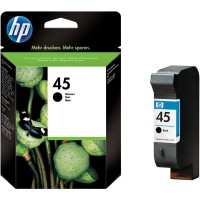 HP's 45 cartridge, which uses the chips affected in the case.