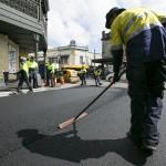 Australian city uses toner to pave roads