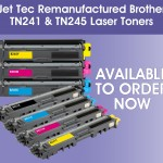 Jet Tec launches remanufactured Brother cartridges