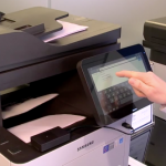 Samsung executives discuss mobile printing service