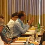 Focus on Europe – the delegates learn about Italy and wider industry trends