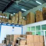 Dubai police seize two million toner cartridges