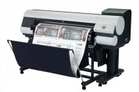Canon's iPF840 wide-format printer