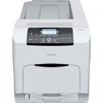 Ricoh unveils workgroup laser printer