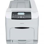Ricoh unveils workgroup laser printer