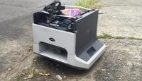 Abandoned printer