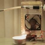 Scientist turns pollution into printer ink