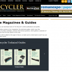 The Recycler launches online magazines and guides