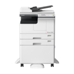 Toshiba launches monochrome MFPs