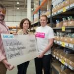 UK cartridge reseller raises £6,000 for breast cancer
