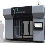 Large-format 3D printer to be distributed in North America