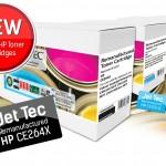 Jet Tec launches remanufactured HP toner cartridges