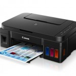 Canon launches PIXMA G series in the Philippines