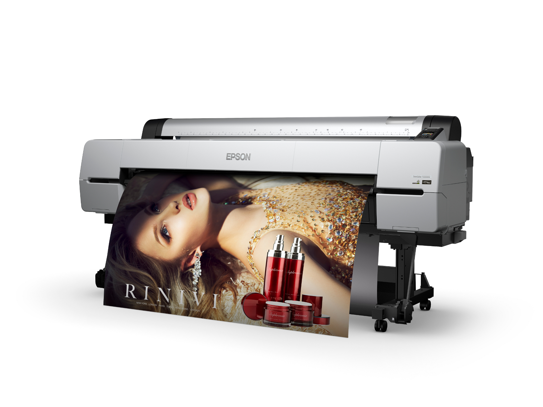 Epson UK launches new wide-format printer – The Recycler