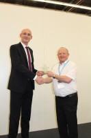 OCP's Carsten Edelmeier receives the 'Rising Star of the Year' award