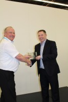 Static Control's Ken Lalley receives the 'Innovation of the Year' Award