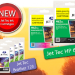 Jet Tec launches remanufactured HP and Brother inkjets