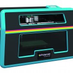 Polaroid 3D printer at UK show