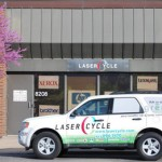 LaserCycle closes site?