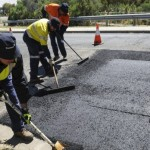 Australian toner paving continues