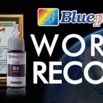 Ink manufacturer claims printing record