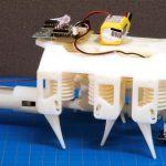 3D technology produces 'live' robot