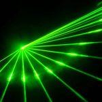 Lasers built using inkjet printers