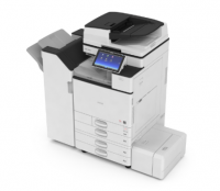 One of Ricoh's new machines