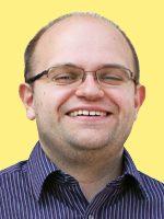 Will Roszczyk, Deputy Editor of The Recycler