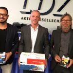 LDZ partners with EBP AG