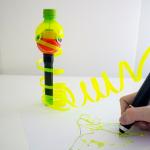 3D printing pen recycles plastic
