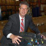 Van Klaveren CEO steps down