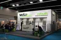 wta's booth at this year's show