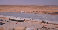 The outside of the new plant in Mexicali, Mexico