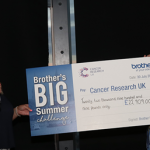 Brother UK raises money for charity