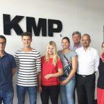 KMP hires new apprentices