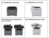 The winning printers