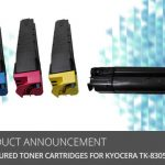 Clover Serbia launches remanufactured Kyocera cartridges