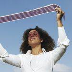 Solar cells printed on plastic