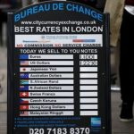 Currency exchange issues reported