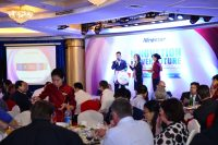An image from the gala dinner