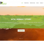 wta launches redesigned website