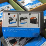 HP Inc, Staples on 10 years of cartridge recycling
