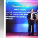 Ninestar wins 'Global Brand' award