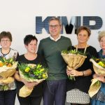 KMP honours employees