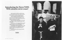 The original 'Brother Dominic' advert from 40 years ago