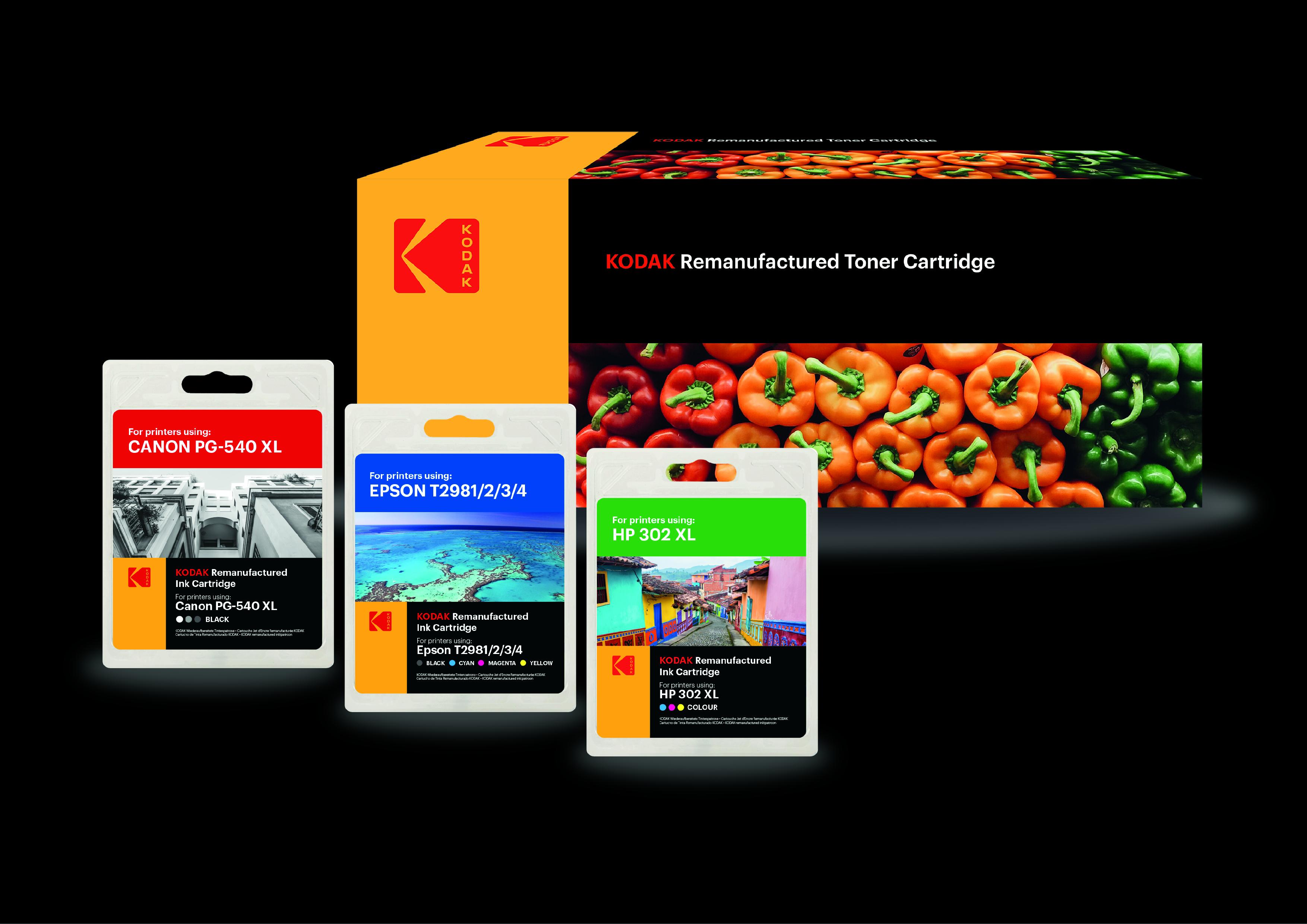 DCi signs partnership with Kodak