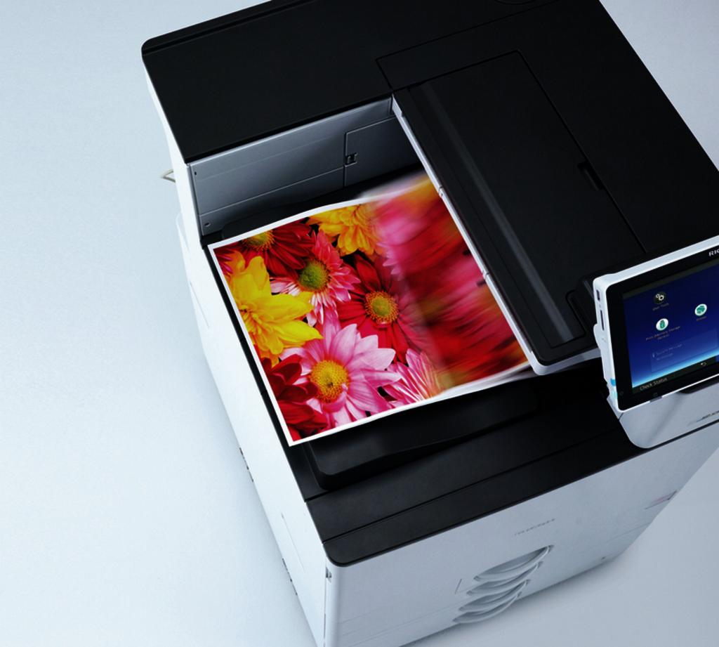 Ricoh USA launches new colour printers