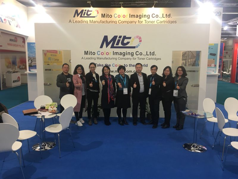 Mito reports from Paperworld 2017